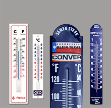 Emaille Thermometers